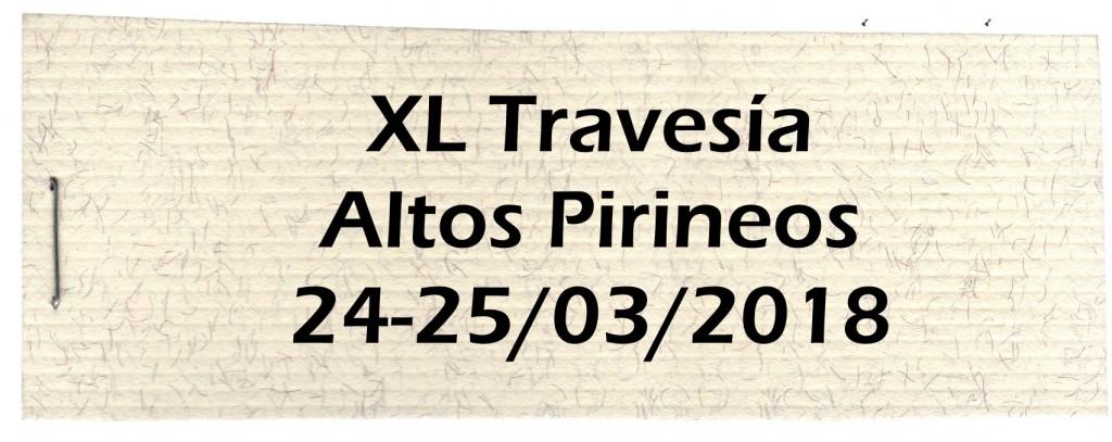 Altos Pirineos 2018