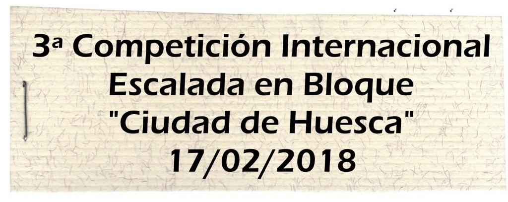 Compe Bloque 2018
