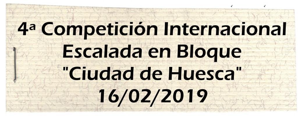 Compe Bloque 2019