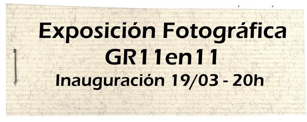 Expo GR11en11
