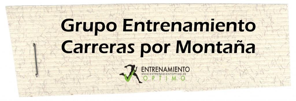Grupo Entrenamiento CxM