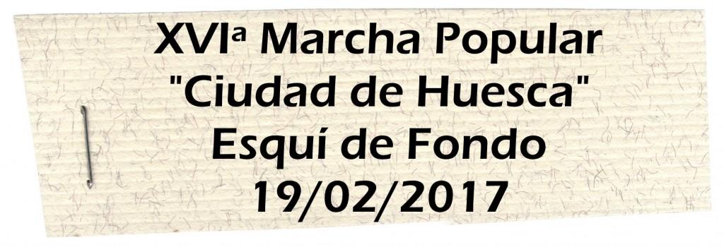 Marcha Fondo 2017