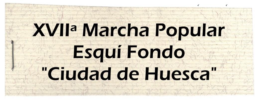 Marcha Fondo 2018