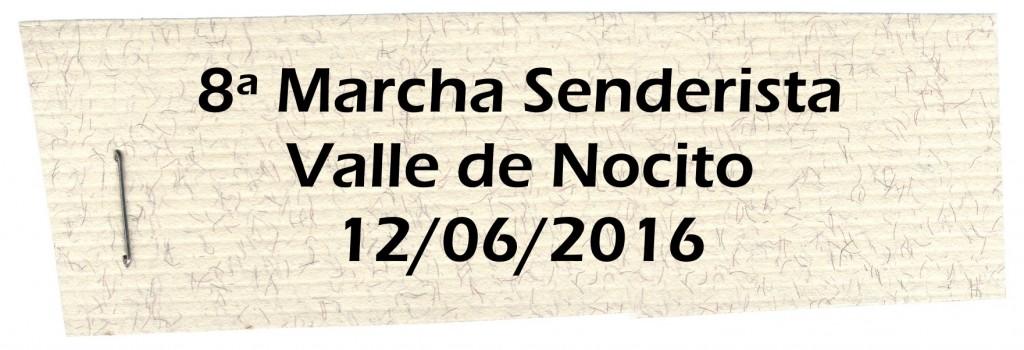 Marcha Senderista Nocito