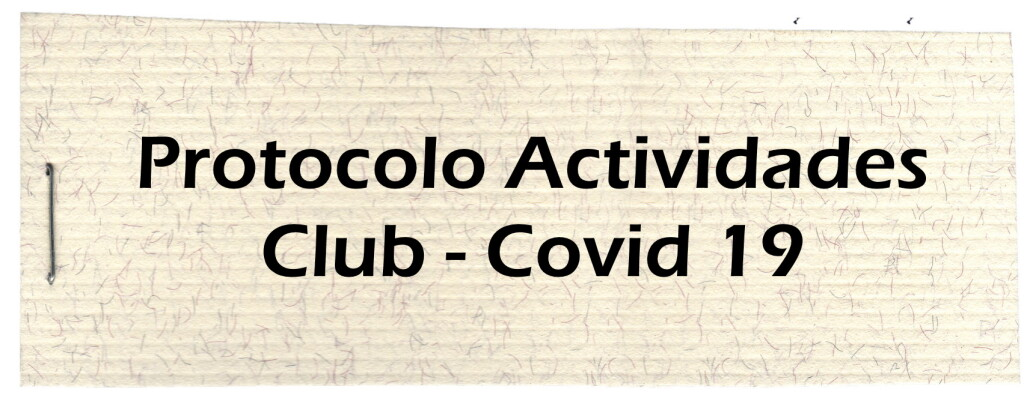 Protocolo Actividades COVID