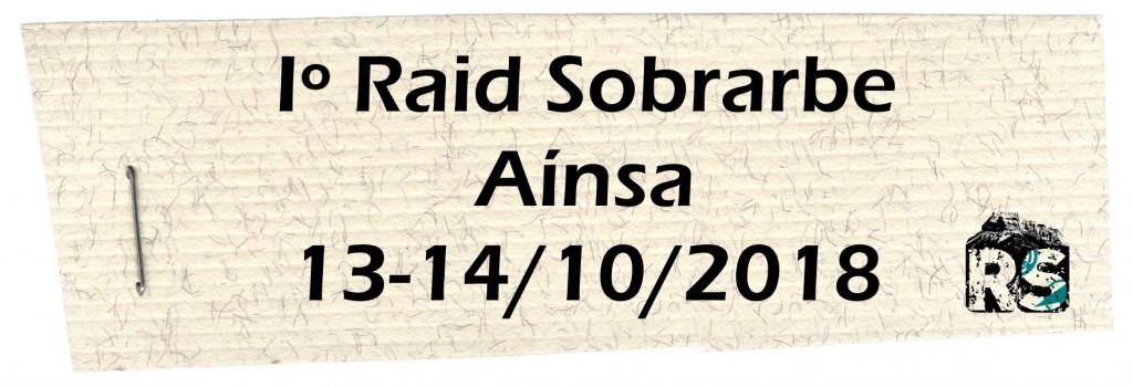Raid Sobrarbe 2018