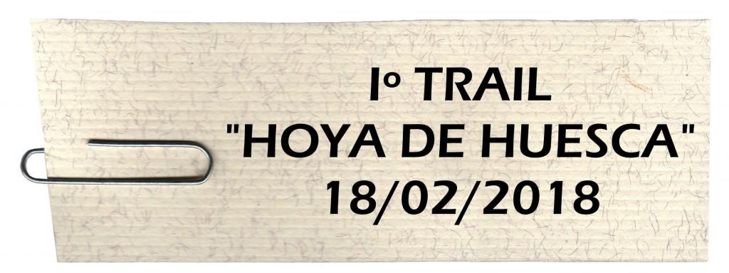 Trail Hoya de Huesca