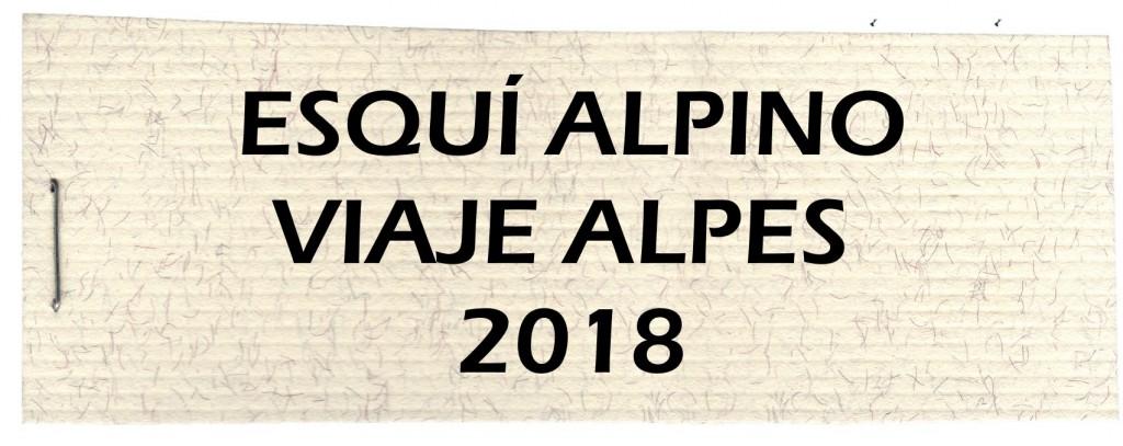 Viaje Alpes 2018