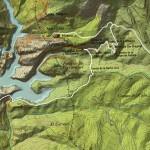 mapa vadiello