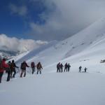IMG_1929-subiendo al Caurere o punta Cabalera, primera cima de la cresta Culfredas