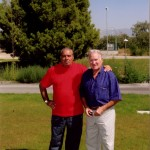 Con Ángel Lorés - Año 2006 [1600x1200]