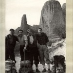 Escalada al Pisón por la vía Pany Hauss - Año 1954 [1600x1200]