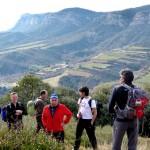 con los Morrones de Güel y la sierra de la Esdolomada al fondo [1600x1200]
