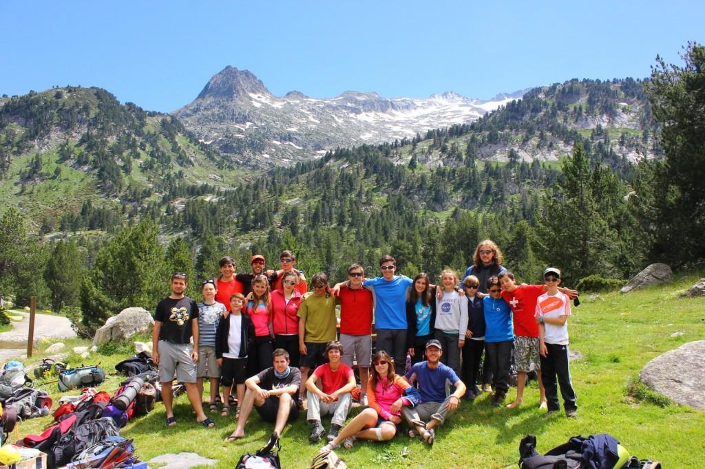 Campus de iniciación al montañismo 2014 [1600x1200]