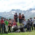 04 dolmen de Aguas Tuertas fondo sierra de Secús (Copiar)