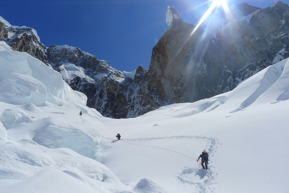 Glaciar Adelas