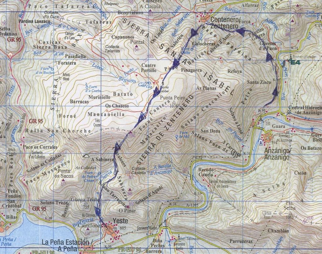 Mapa TAA018