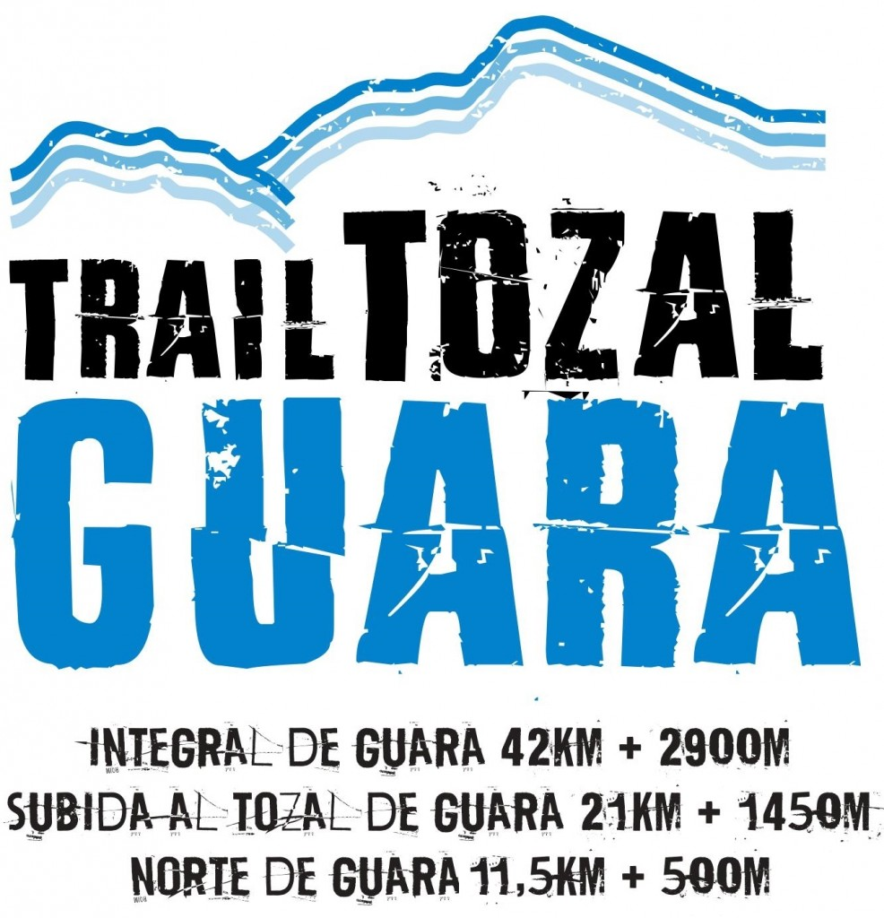 Logo Trail Tozal 2017