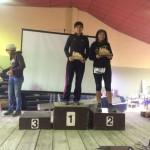 Miren Andueza 1ª en la prueba de 30km de Nogueruelas