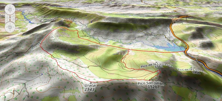 Mapa 3D CxM 1