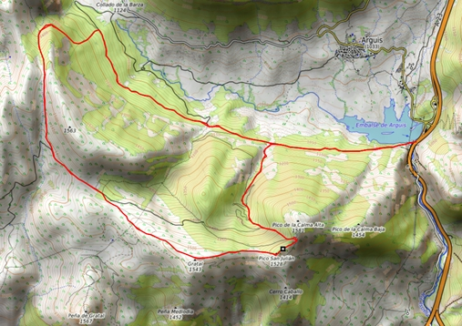 Mapa CxM 1
