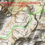 1.1 Candanchú - Llena del Bozo