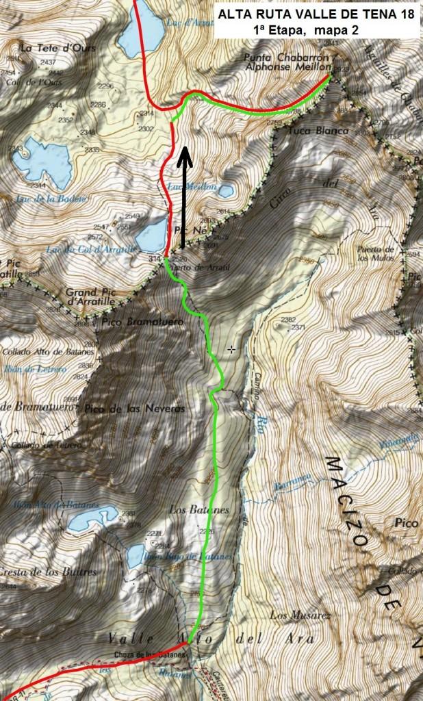 Etapa 1, mapa 2