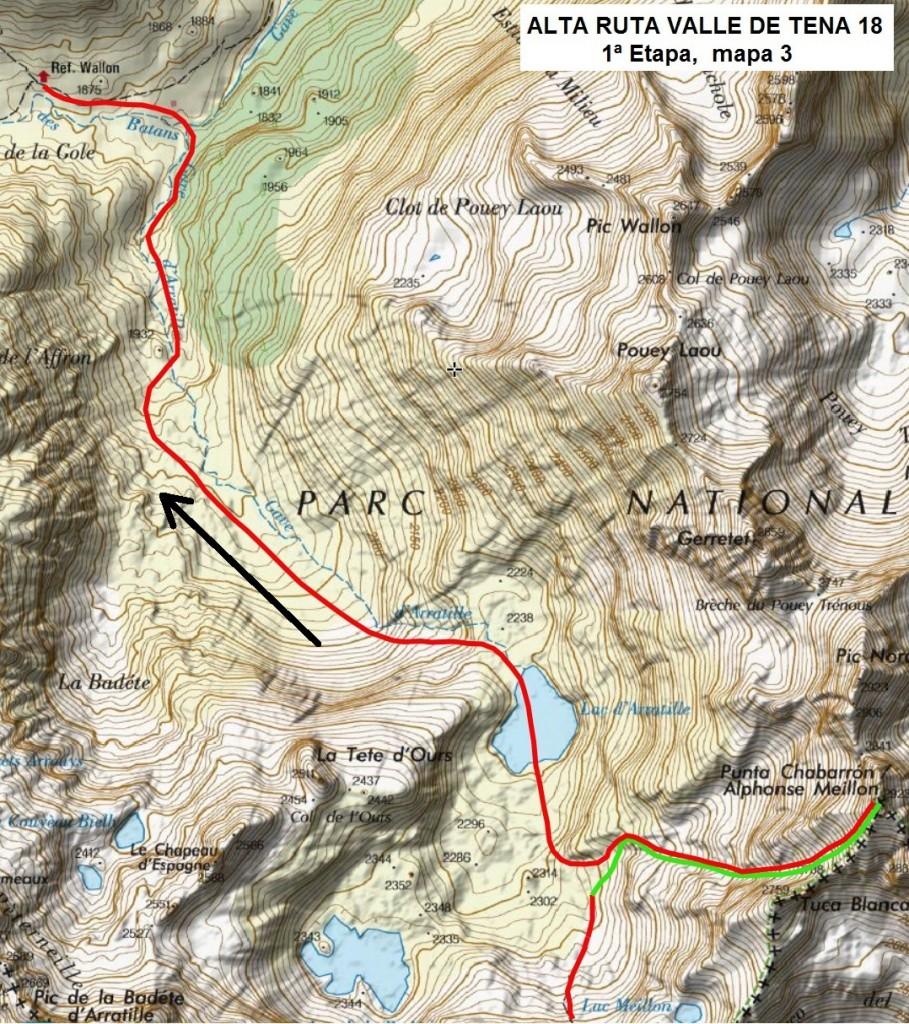 Etapa 1, mapa 3