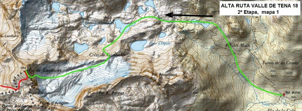 Etapa 2, mapa 1
