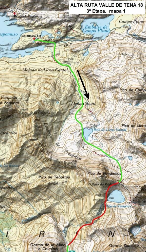 Etapa 3, mapa 1