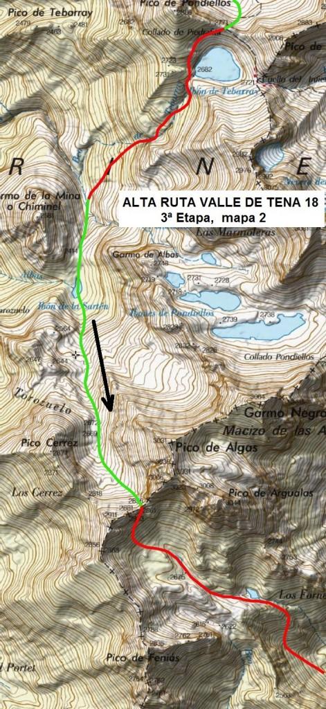 Etapa 3, mapa 2