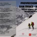 Cartel San Úrbez 2018 2
