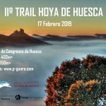 Cartel Trail Hoya Huesca 2019