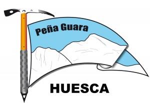 Logo Peña Guara-Huesca sin fondo