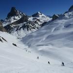 IMG_0008-descenso por la vertiente del barranco bajo el pico Paradis