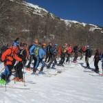 IMG_9147-el grupo al salir del bosque de hayas