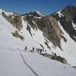 5 Hacia pico Alba, detrás Tuca de Padern