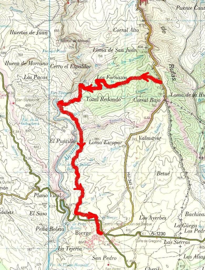 Mapa Rutas Abril