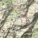 Mapa TAA Canfranc Mayo