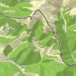 Mapa Travesía Nº 428