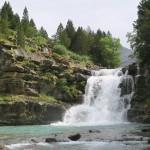 001 cascada superior gradas de Soaso Marcos Bielsa