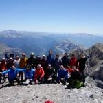 007 cima de Monte Perdido Lorenzo Ortas
