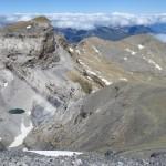 008 vista desde monte Perdido hacia el Cilindro Marcos Bielsa