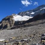 011 Pico de Monte Perdido y glaciar desde las proximidades del balcón de Pineta Marcos Bielsa