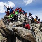 cumbre del Pico del Alba