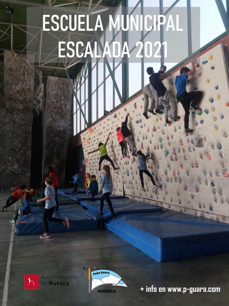 CARTEL ESCUELA ESCALADA 2021 pequeño