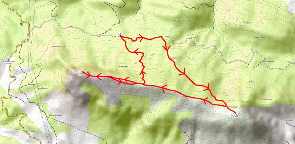 Mapa TAA 7 marzo