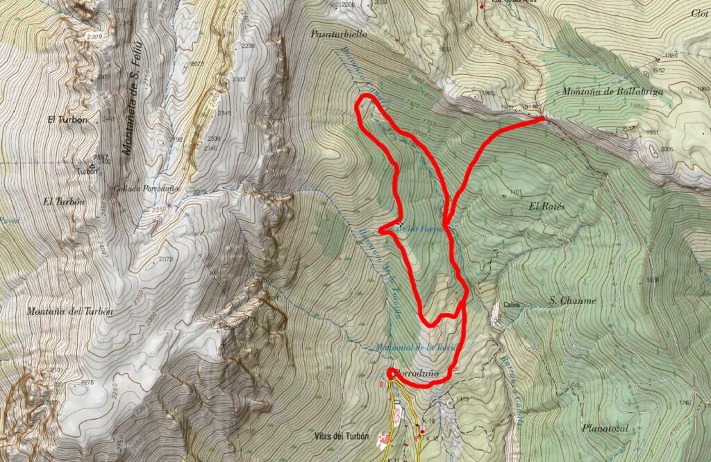 Mapa Rutas Mayo